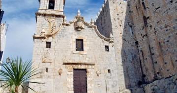 Visite el Casco Antiguo de Peñíscola